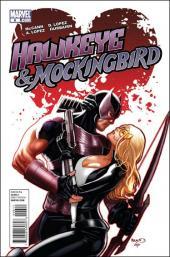 Hawkeye & Mockingbird (2010) -6- Ghosts, Part 6: Haunted