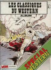 Les classiques du western -REC06- Album n°6 (El Bravo n°110, Long Rifle n°107, Whipii! n°106)