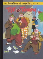 Tif et Tondu (Taupinambour) -6- Tif et Tondu au pays des gangsters
