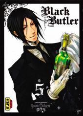 Black Butler -5- Black Sushiya