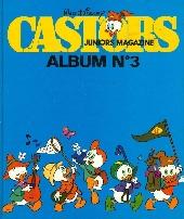 (Recueil) Castors juniors magazine -3- Album N°3