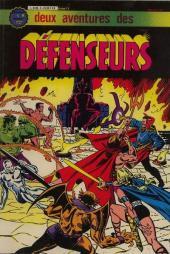 Les défenseurs (1re série - Arédit - Artima Color Marvel Super Star) -Rec05- Album N°5 (n°10 et n°11)