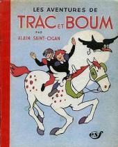 Trac et Boum -HS- Les Aventures de Trac et Boum