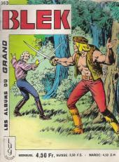 Blek (Les albums du Grand) -363- Numéro 363