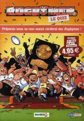 Les rugbymen -HS2- Le quiz