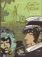 Corto Maltese (Couleur format normal) -11b- Lointaines îles du vent