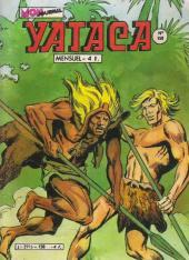 Yataca (Fils-du-Soleil) -158- Les naufragés du Zambèze
