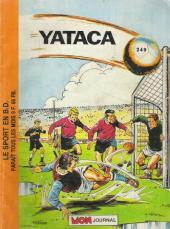 Yataca (Fils-du-Soleil) -249- Une qualification mouvementée