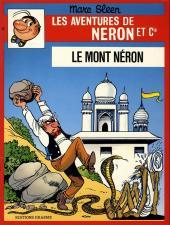 Néron et Cie (Les Aventures de) (Érasme) -99- Le mont Néron