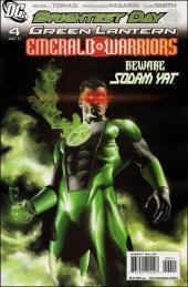Green Lantern: Emerald warriors (2010) -4- Last will part 4 : no mercy