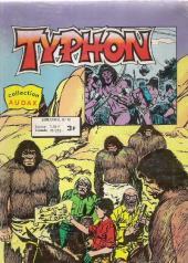 Typhon -18- La terrible piste de Tolmec