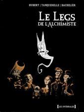 Le legs de l'alchimiste -INT- Le Legs de l'alchimiste