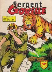 Sergent Gorille -45- Un tigre dans la soupe