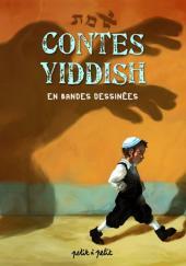 Contes du monde en bandes dessinées - Contes yiddish en bandes dessinées