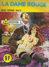 Les grands classiques de l'épouvante -70- La dame rouge
