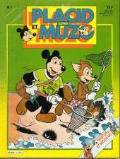 Placid et Muzo (Super) -1- Placid et Muzo