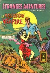 Étranges aventures (1re série - Arédit) -73- La malédiction du vampire