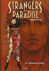 Strangers in paradise -14- L'histoire de david