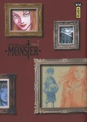 Monster (Urasawa - Deluxe) -2- Volume 2