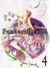 Pandora Hearts -4- Tome 4