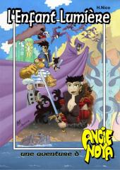 Angie Noya -1- L'Enfant Lumière
