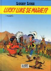 Lucky Luke (Pub et Pastiches) -Esso- Lucky Luke se marie !?