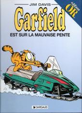 Garfield -25or- Garfield est sur la mauvaise pente