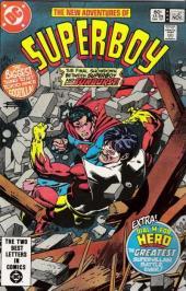 New adventures of Superboy (The) (1980) -47- The secret of sunburst