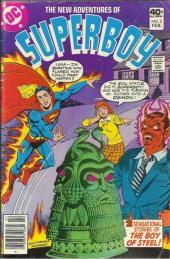 New adventures of Superboy (The) (1980) -2- The demon next door