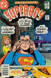 New adventures of Superboy (The) (1980) -24- Blind boy's bluff