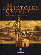 L'histoire secrète -20- La porte de l'eau