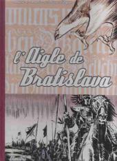 Blason d'Argent -8b- L'Aigle de Bratislava