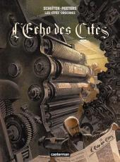 Les cités obscures -H06b- L'Echo Des Cités