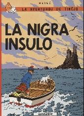 Tintin (en langues étrangères) -7Espéranto- La nigra insulo