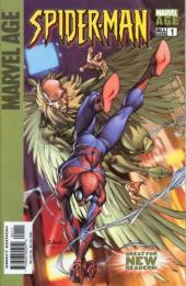 Marvel Age Spider-Man (2004) -1- Spider-Man in duel to the death with the Vulture