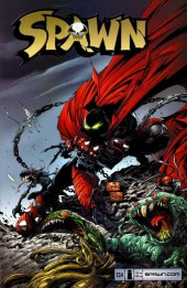 Spawn (1992) -134- A Thousand Clowns - part one