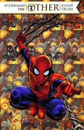 Amazing Spider-Man (The) (TPB) -INT- Spider-man: The Other - Evolve or die