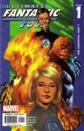 Ultimate Fantastic Four (2004) -1- The fantastic: part 1