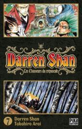 Darren Shan -7- Les Chasseurs du crépuscule