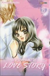 A romantic love story -8- Tome 8