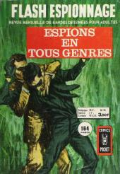 Flash espionnage (1re série - Arédit) -56- Espions en tous genres