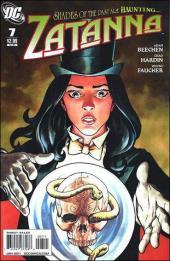Zatanna (2010) -7- Shades