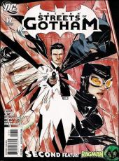 Batman: Streets of Gotham (2009) -17- The house of hush part 2 : reunions