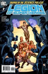 Legion of Super-Heroes (2010) -7- The shifting shape of revenge