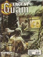 Sergent Guam -107- La chemise du colonel