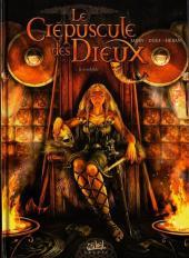 Le crépuscule des dieux -5- Kriemhilde