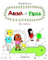 Anna et Froga -4- Top niveau