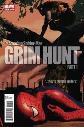 Amazing Spider-Man (The) Vol.2 (Marvel comics - 1999) -634a- Grim hunt