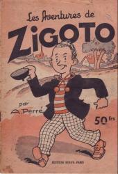 Zigoto -1- Les aventures de zigoto