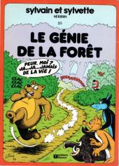Sylvain et Sylvette -23- Le génie de la forêt